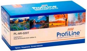 Картридж совместимый ProfiLine AR-020T для Sharp