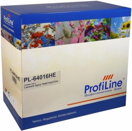 Картридж совместимый ProfiLine 64016HE для Lexmark