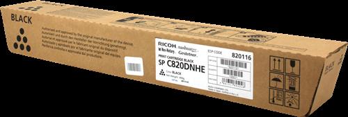 Принт-картридж SPC820DNHE для Ricoh черный