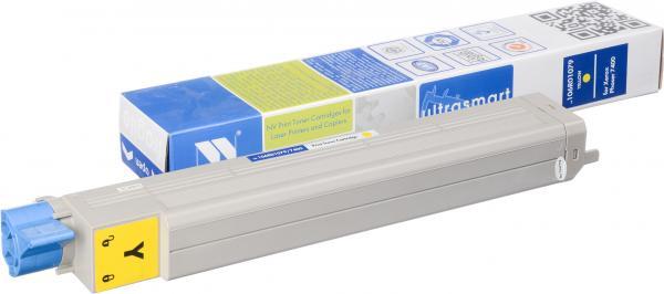 Тонер-картридж совместимый NV Print 106R01079 желтый для Xerox