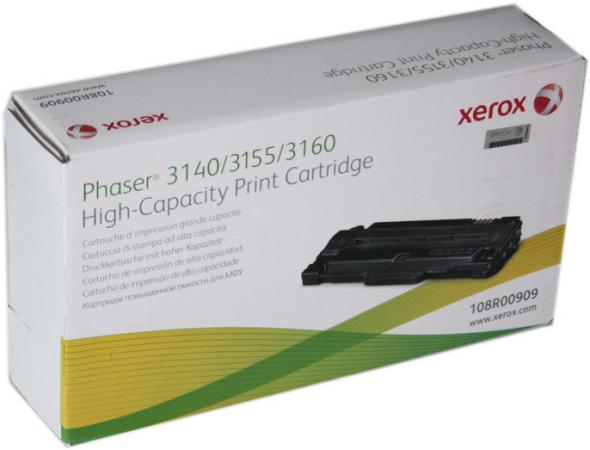 Картридж Xerox 108R00909 оригинальный