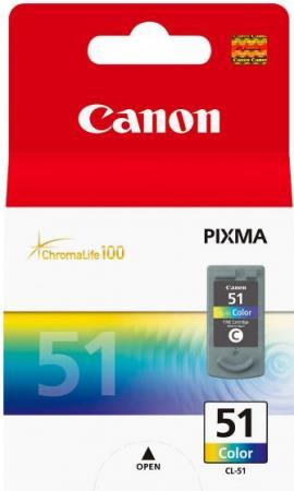 Картридж Canon Ink CL-51 цветной оригинальный
