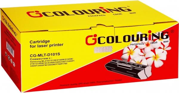 Картридж совместимый Colouring MLT-D101S для Samsung