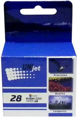Картридж совместимый Unijet C8728A (28) для HP