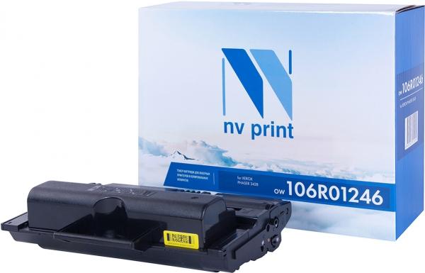 Картридж совместимый NVPrint 106R01246 для Xerox