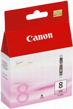 Картридж Canon CLI-8PM малиновый совместимый