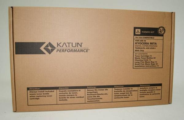 Картридж совместимый Katun TK-725 для Kyocera