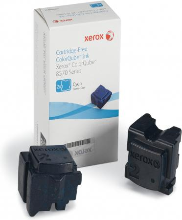 Чернила твердые XEROX ColorQube 8570 голубые CNL оригинальные