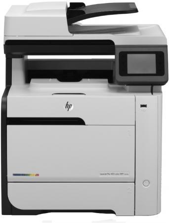 МФУ HP LaserJet Pro 400 color M475dn