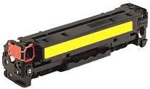 Тонер-картридж HP CF382A (312Y) жёлтый Seven Quality (совместимый)