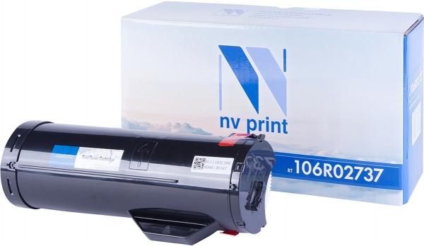 Картридж совместимый NVPrint 106R02737 для Xerox