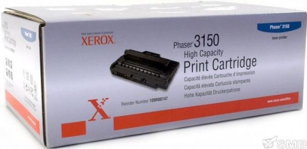 Тонер-картридж XEROX 109R00747 оригинальный
