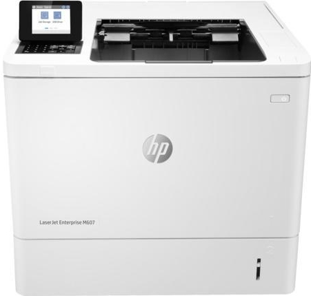 Принтер лазерный HP LaserJet Enterprise M607dn