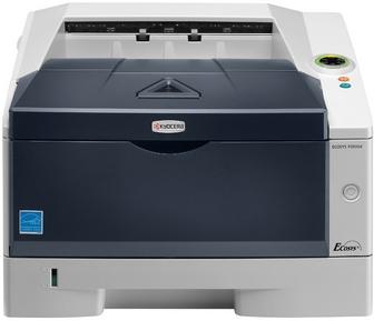 Принтер лазерный Kyocera P2035D с дополнительным тонером TK-160