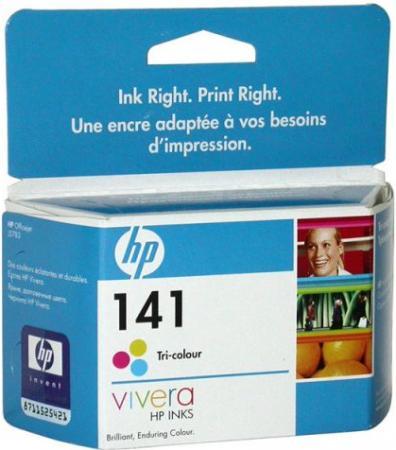Картридж HP CB337HE трехцветный оригинальный
