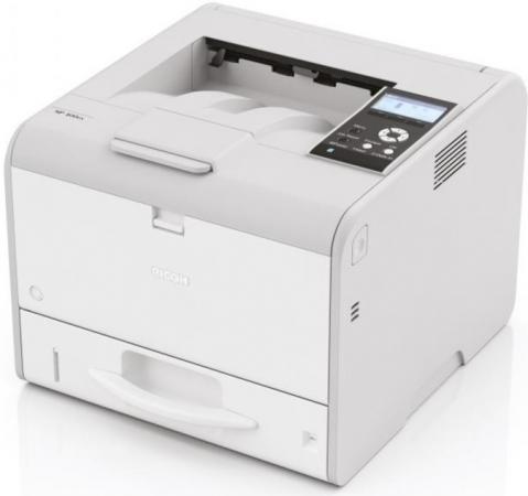 Принтер лазерный Ricoh SP 400DN
