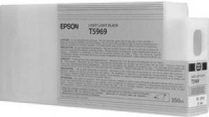 Картридж EPSON T5969 светло-серый оригинальный