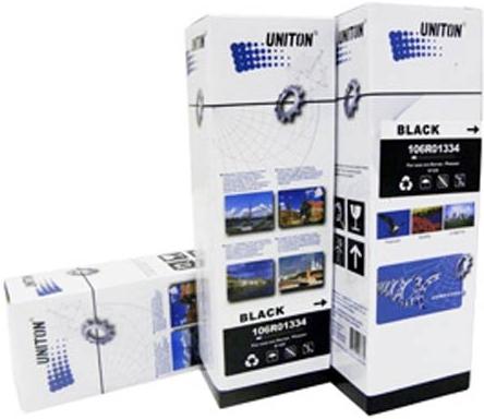 Картридж совместимый UNITON Premium 106R01338 черный для Xerox