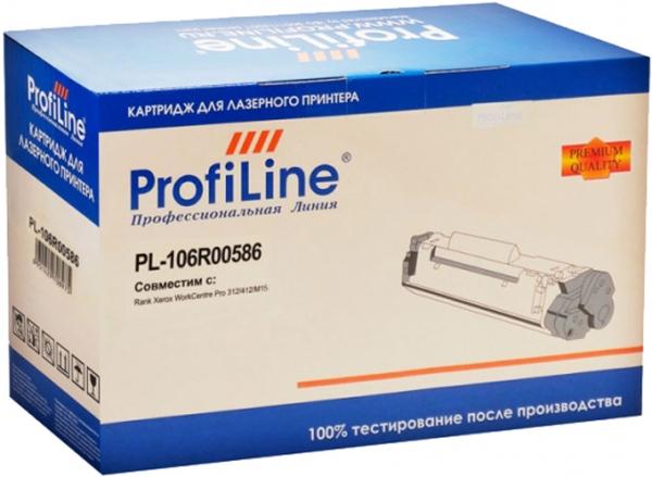 Картридж совместимый ProfiLine 106R00586 для Xerox