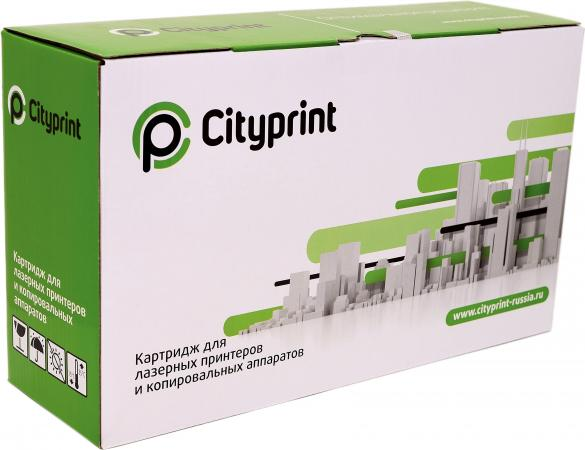 Картридж совместимый Cityprint CE505X для HP