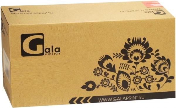 Картридж совместимый GalaPrint CE742A желтый для HP