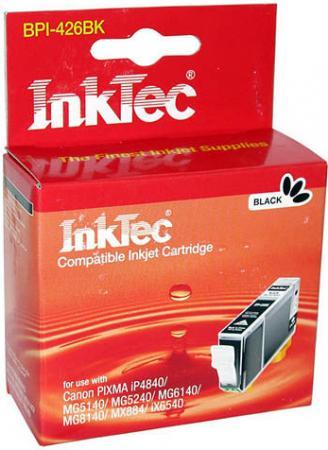 Картридж совместимый InkTec BPI-426BK (CLI-426BK) черный для CANON