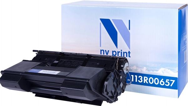 Картридж совместимый NVPrint 113R00657 для Xerox