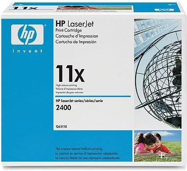 Картридж HP Q6511X черный оригинал
