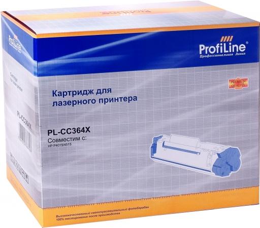 Картридж совместимый ProfiLine CC364X для HP