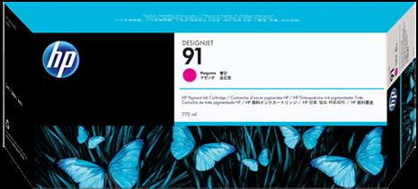 Картридж HP C9468A пурпурный оригинальный