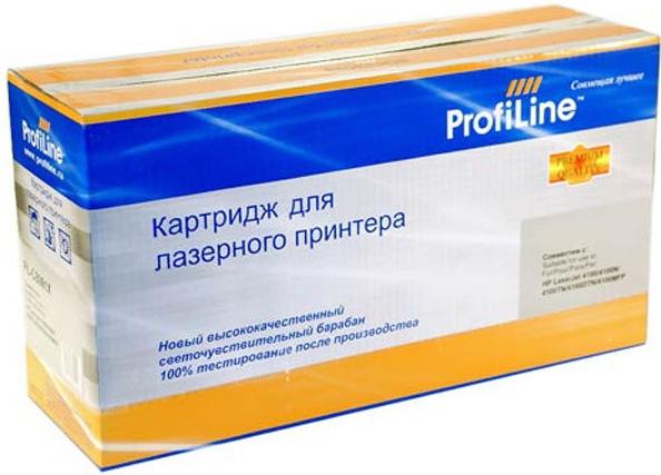 Картридж совместимый ProfiLine 106R00682 желтый для Xerox