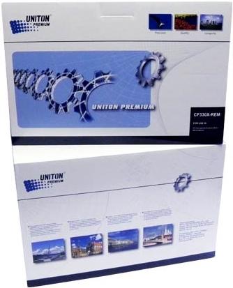 Картридж совместимый UNITON Premium CF330X (654X) черный для HP