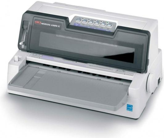 Принтер матричный OKI ML6300FB-EURO-SC