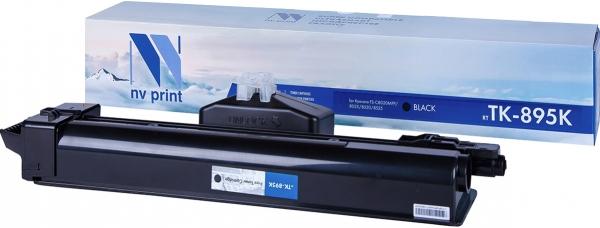 Картридж совместимый NVPrint TK-895 для Kyocera черный