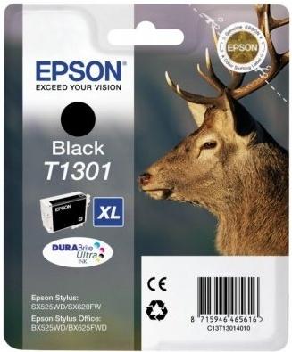 Картридж T13014012 для Epson черный
