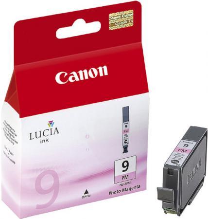 Картридж Canon PGI-9PM пурпурный фото оригинальный