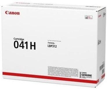Тонер-картридж Canon 041H BK оригинальный