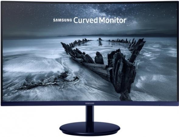 "Монитор 27"" Samsung C27H580FDI Black"