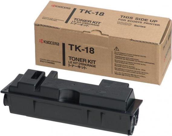 Картридж Kyocera TK-18 совместимый OEM