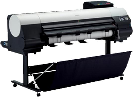 Принтер Canon imagePROGRAF IPF8400SE ( со стендом в комплекте )