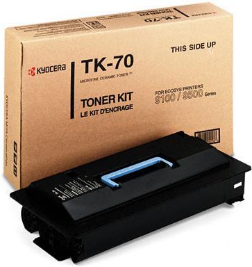 Картридж Kyocera TK-70 оригинальный