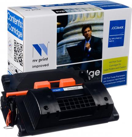 Картридж совместимый NV Print CC364X для HP