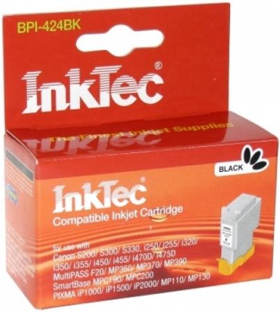 Картридж совместимый InkTec BCI-24 черный для CANON