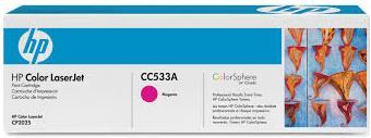 Картридж совместимый NV Print CC533A пурпурный для HP