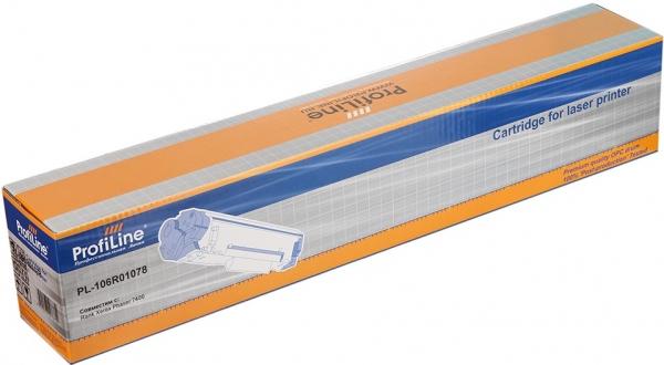 Тонер-туба совместимый ProfiLine 106R01078 пурпурный для Xerox