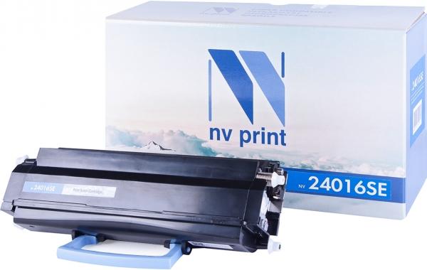Картридж совместимый NVPrint 24016SE для Lexmark