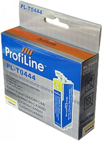 Картридж совместимый ProfiLine 0444 для Epson желтый