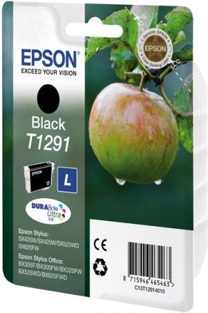 Картридж EPSON T12914010 черный оригинальный