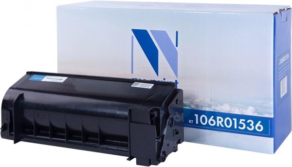 Картридж совместимый NV Print 106R01536 для Xerox