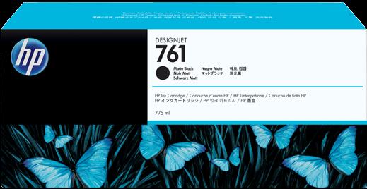 Картридж HP CM997A черный матовый оригинальный